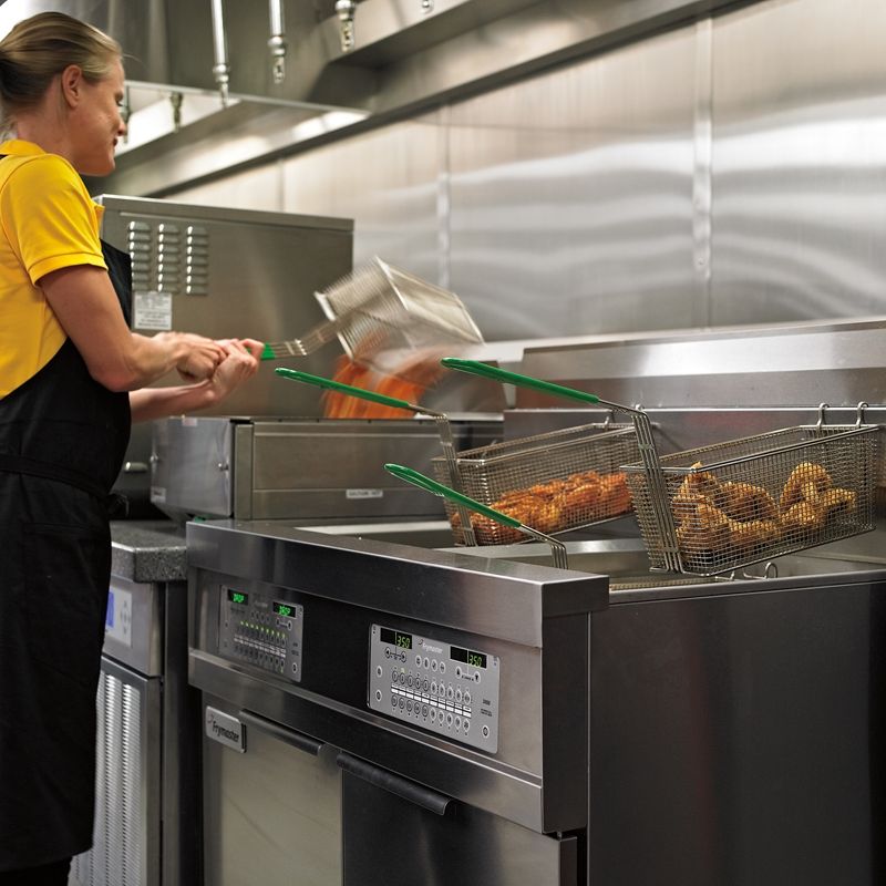 There are several Frymaster deep fryers perfect for fish and chips.